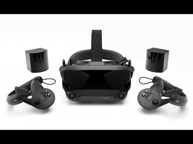 Valve Index Review: Aiming For PC VR's Sweet Spot & Pulling The Trigger
