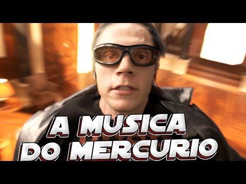 A MUSICA DO MERCURIO #NERDRESPONDE