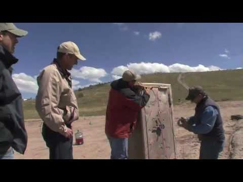 Attacking A Liberty Gun Safe With Dynamite & Explosive Cord