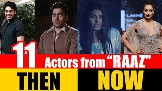 "11 Bollywood Actors from ""RAAZ"" 2002 