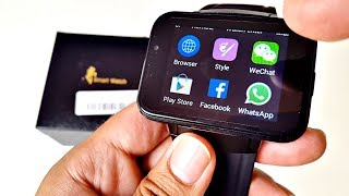 dM98 SmartWatch 2.2