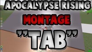 [ROBLOX] Apocalypse Rising XBOX Montage: ''TAB''