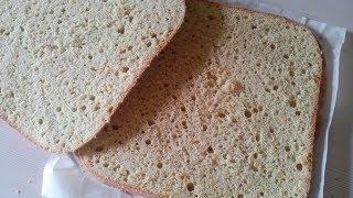 Масляный бисквит. Легкий и воздушный
