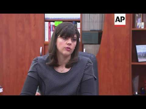 Romanian prosecutor: corruption fight threatened