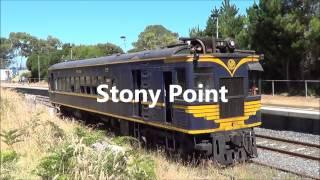 DERMPAV Tour - Stony Point Line Australia Day 2014