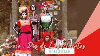 Nympheas Halloween 2018 : Dia De Los Muertos & Coco !!!