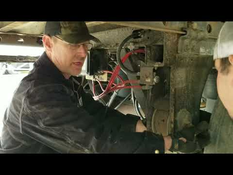 STTR Semi Trailer Alignment Video/demo