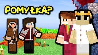POMYLILI SERIĘ - Minecraft Cyfer Vs Lufer
