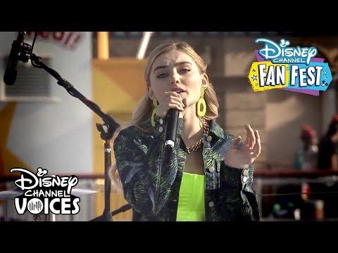 Disney Channel Voices Concert | 2019 Fan Fest | Disney Channel