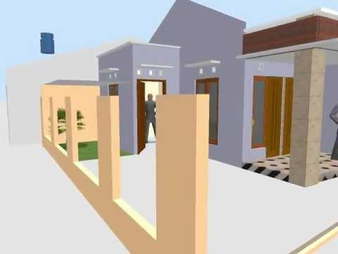 desain rumah & desain rumah - YouTube