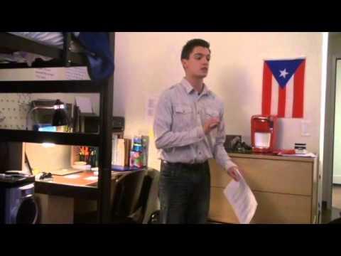 Zach Martin Informative Speech