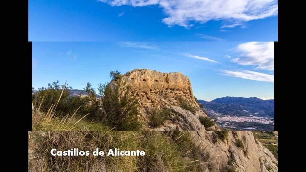 Castillo De L Aljubea Polop De La Marina