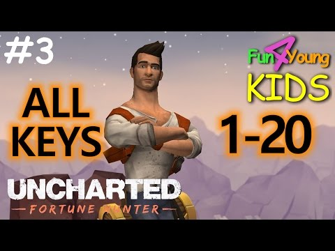 UNCHARTED Fortune Hunter // #3 levels 1-20 in chapter 2 - Macalpin's Viking Sword