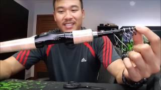 Unboxing and Setup Tips: Daiwa Telescopic Rod