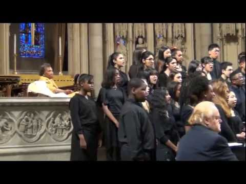 Amelia Boynton Robinson Speaks at Riverside Church in NYC