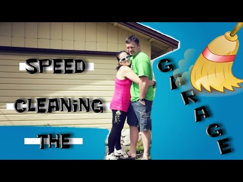 Speed Cleaning the Garage (Daily #972)