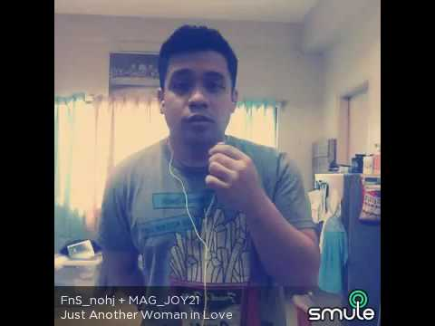 Just another woman in love duet by nojh & joy makiling