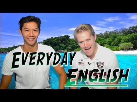 ภาษาอังกฤษในชีวิตประจำวัน ตอนที่ 1 Everyday English 1