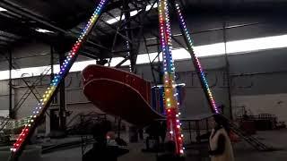 Amusement park playground equipment 24 seats pirate ship rides for sale