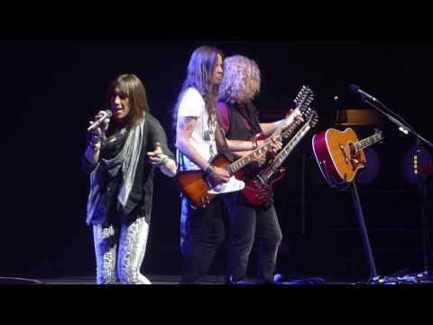 """""""Love Song"""" Tesla@Royal Farms Arena Baltimore 4/14/17"""