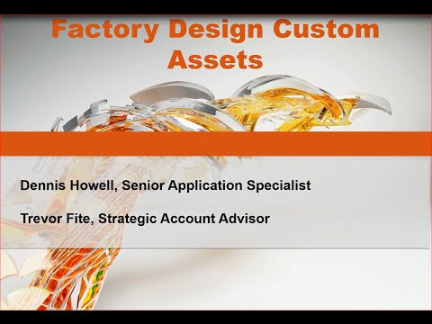 Factory Design Custom Assets