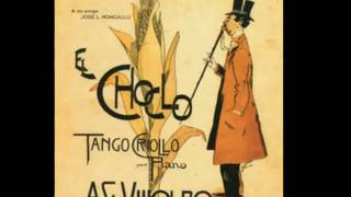El Choclo - Angel Villoldo (Dúo Carlos y Manuel Martin - 1995)