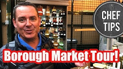 Borough Market 2017 Tour!