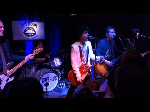 The Coverups (Green Day) - Dancing With Myself (Generation X cover) – Secret Show, Live in Albany mp3