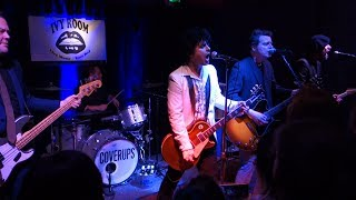 The Coverups (Green Day) - Dancing With Myself (Generation X cover) – Secret Show, Live in Albany