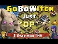 TH 9 OP GoBoWitch 3 Star Attack Strategy | Failed Attacks included | Clash of Clans