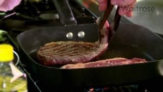 Open steak sandwiches recipe - Waitrose