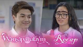 Wansapanataym Recap: Ken helps Monica achieve new look - Episode 2