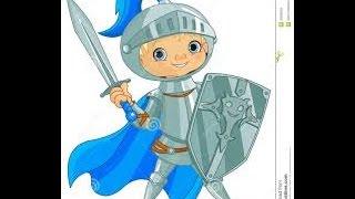 A brave Knight -  Story time  62