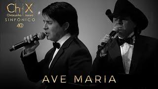 Chitãozinho & Xororó - Ave Maria (Sinfônico 40 Anos) [Participação Especial João Carlos Martins]