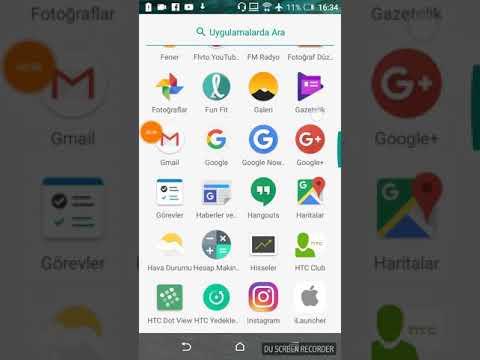 Android Telefonda Uygulama Gizleme