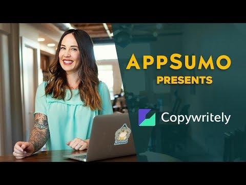 Copywritely Review On AppSumo