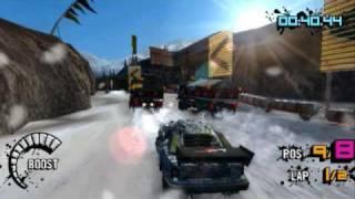 MotorStorm Arctic Edge - My Gameplay(PSP)