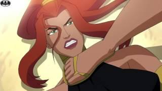 Video Wonder woman 2009  Diana VS Artemis download MP3, 3GP, MP4, WEBM, AVI, FLV Maret 2018