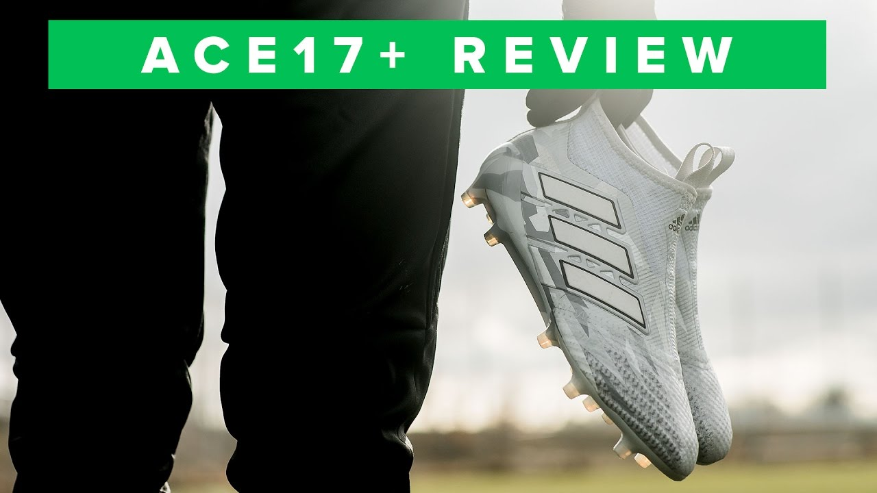 72ca27c44 Laceless adidas ACE 17+ PURECONTROL REVIEW - YouTube