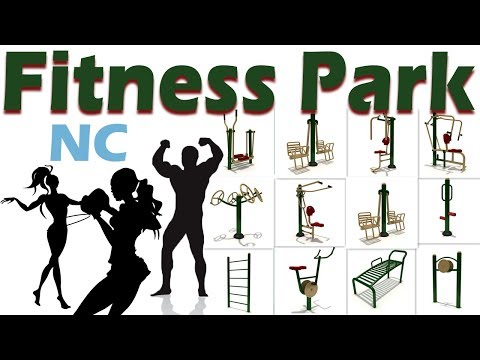 Fitness Park Review | Halifax Community College  | Weldon, NC | Part 2