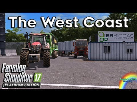 SILAGE AND CULTIVATING! | The West Coast | Farming Simulator 2017 | MR Mod | Episode 27