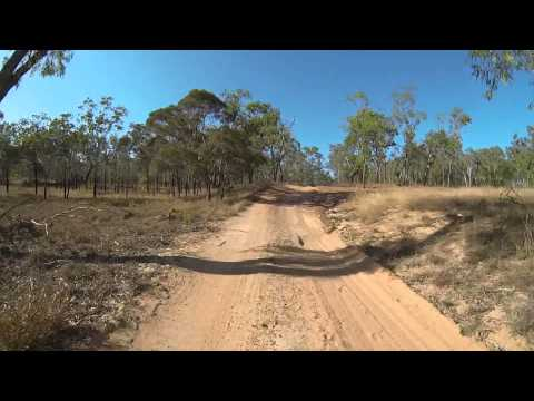 4WD tracks in Lakefield National Park, Toyota Hilux, Queensland, Australia