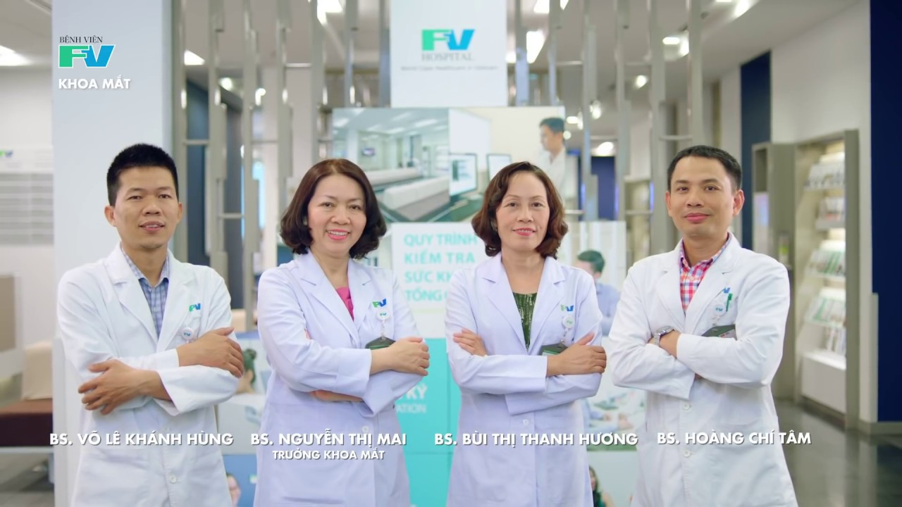 Khoa Mắt – Bệnh viện FV