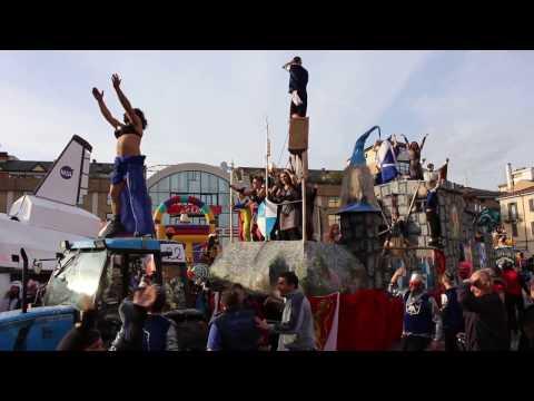 carnevale varese 2017 raw footage
