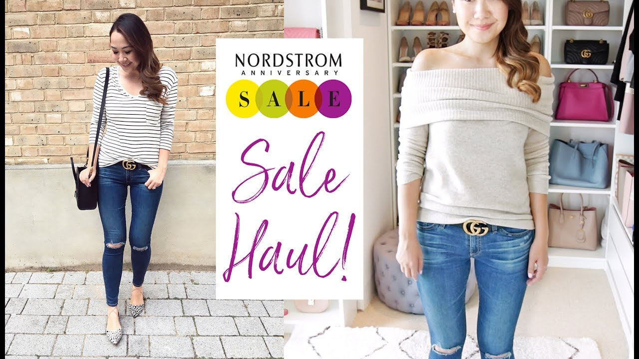 0845b93bf9dd EPIC NORDSTROM ANNIVERSARY SALE HAUL & TRY ON! Chase Amie