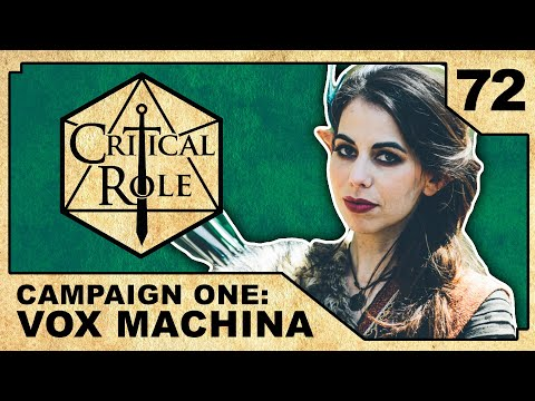 The Elephant in the Room | Critical Role...
