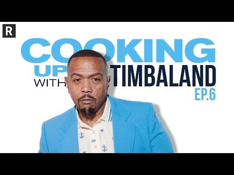 Logic MC - Timbaland Previews His Beat Making Process