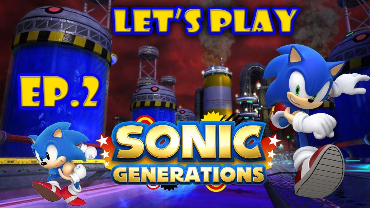 Mystic Cave (2 Player) Classic - Sonic Generations Remix ...  |Sonic Generations 2 Player Mode