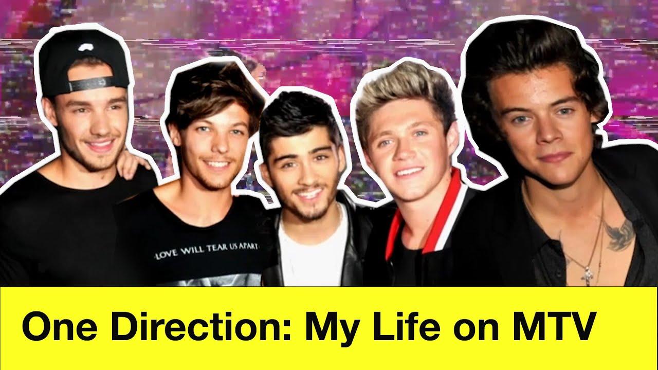 One Direction, des débuts à la gloire! - My Life on MTV