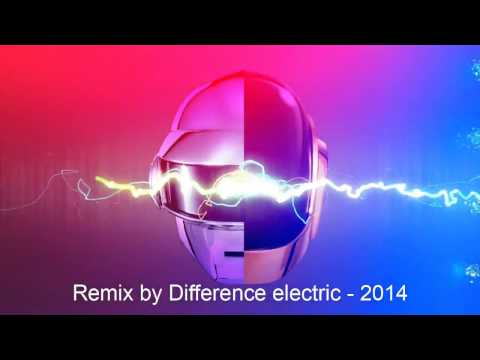 Daft Punk - Instant crush (Difference electric remix)